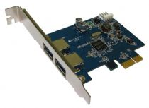 NEWlink 2 Port SuperSpeed USB 3.0 PCI Express Card